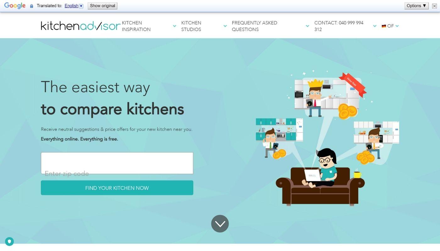 61) KitchenAdvisor
