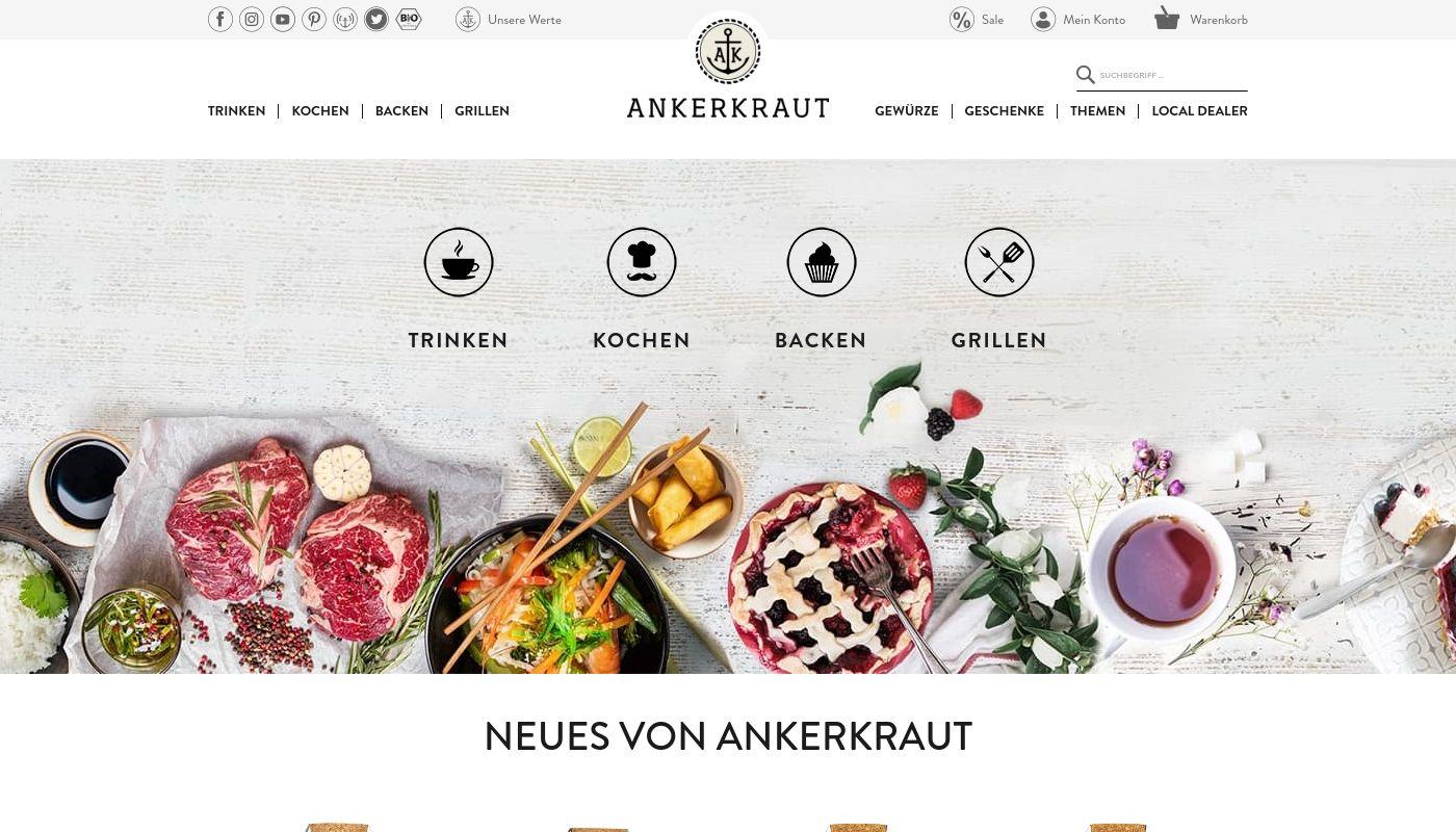 89) Ankerkraut