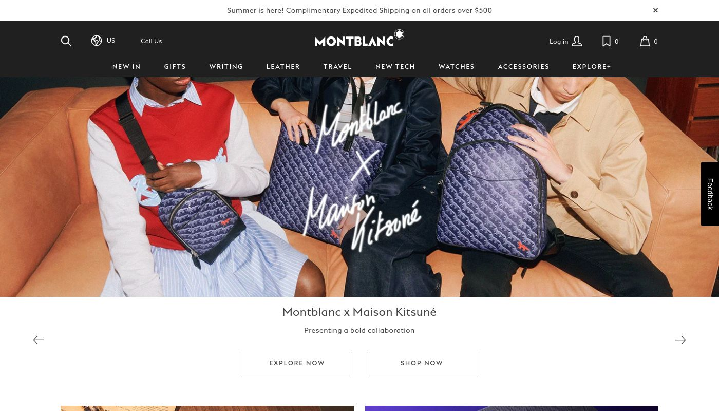 90) Montblanc