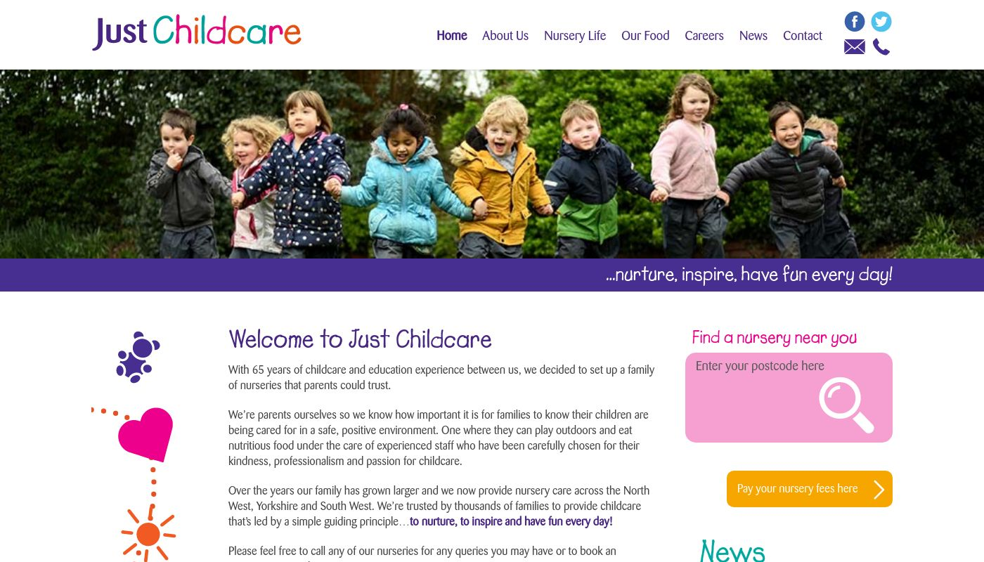 33) Just Childcare