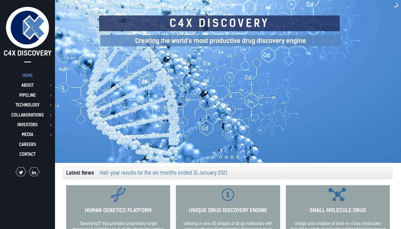 37) C4X Discovery