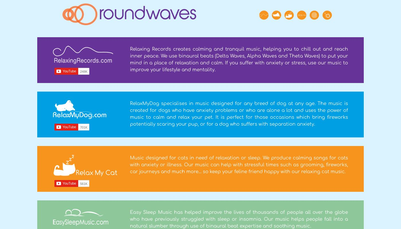 45) Roundwaves