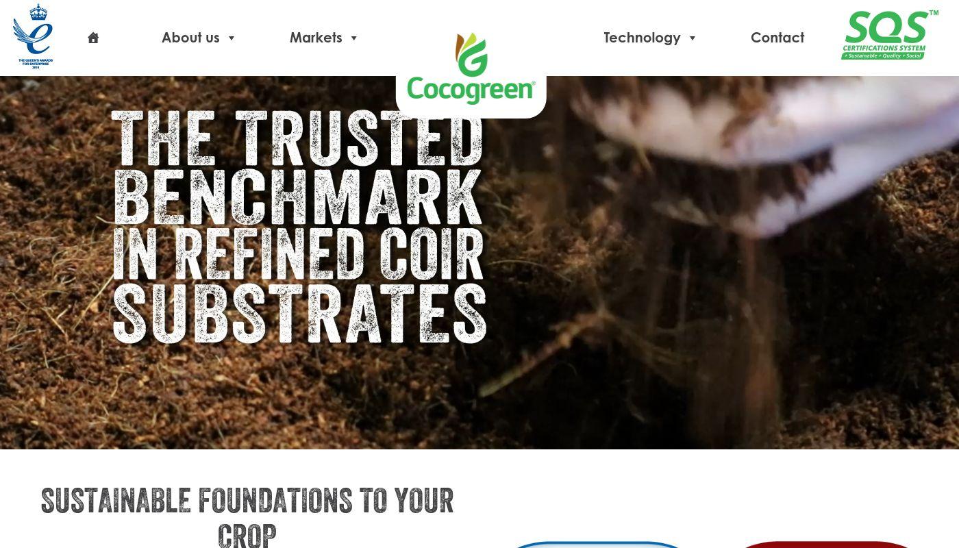 53) Cocogreen