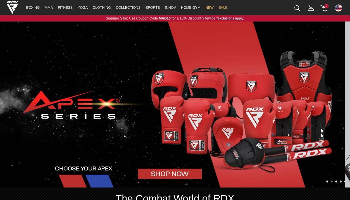 81) RDX Sports