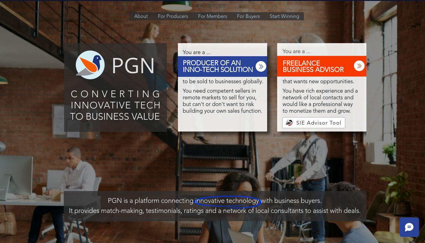 55) PGN.global
