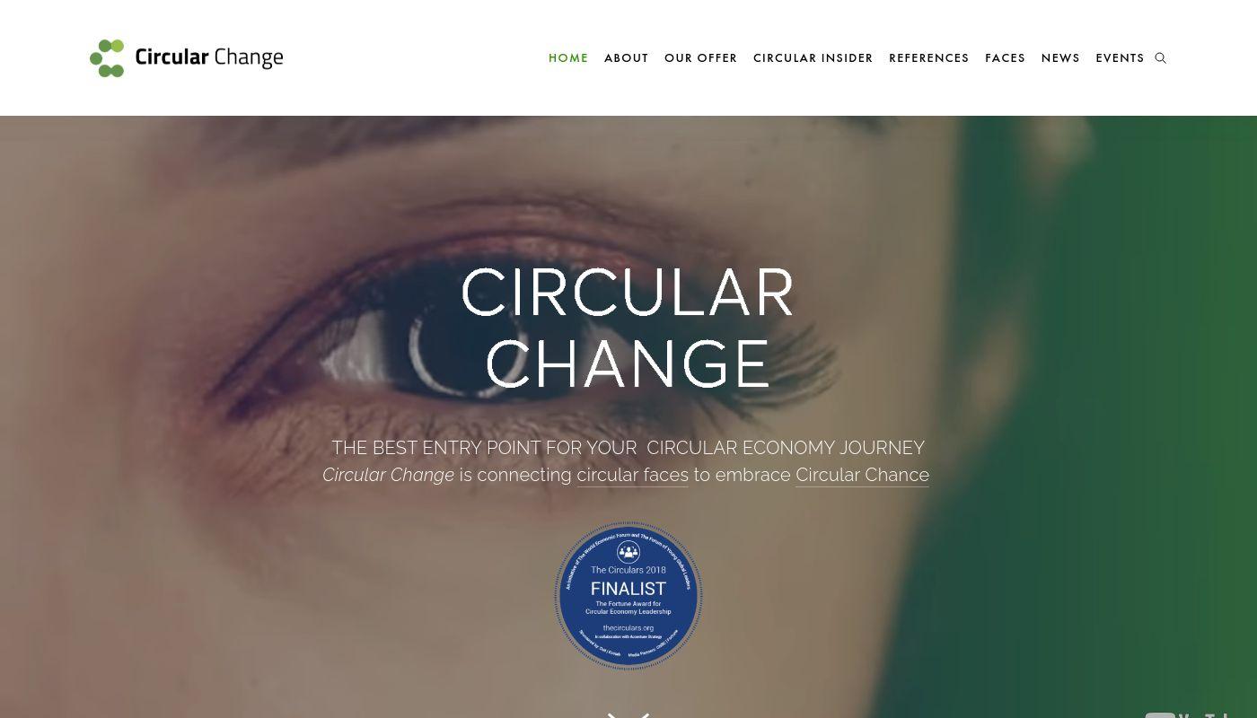 76) Circular Change