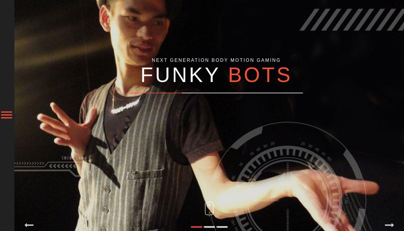 41) Funky Bots