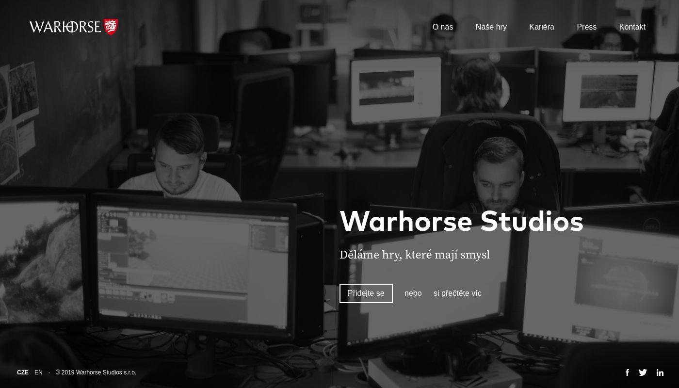 65) Warhorse Studios