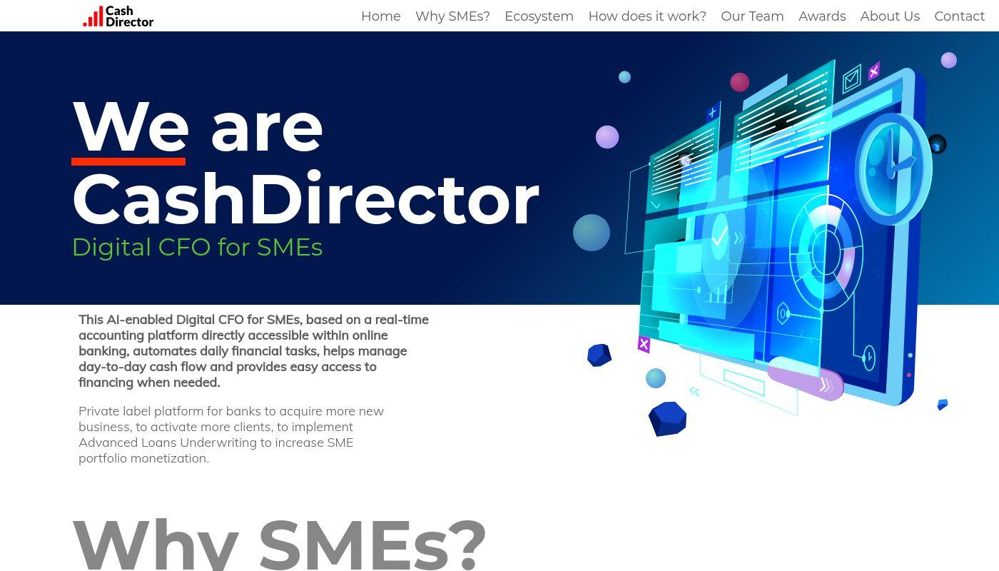 56) CashDirector