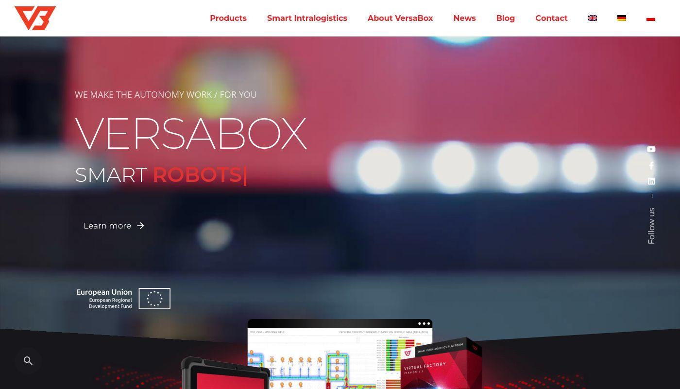 72) VersaBox