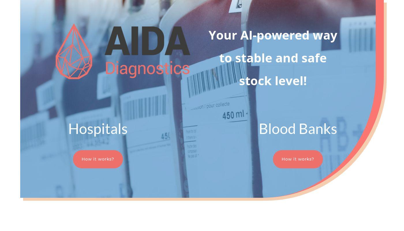 76) AIDA Diagnostics