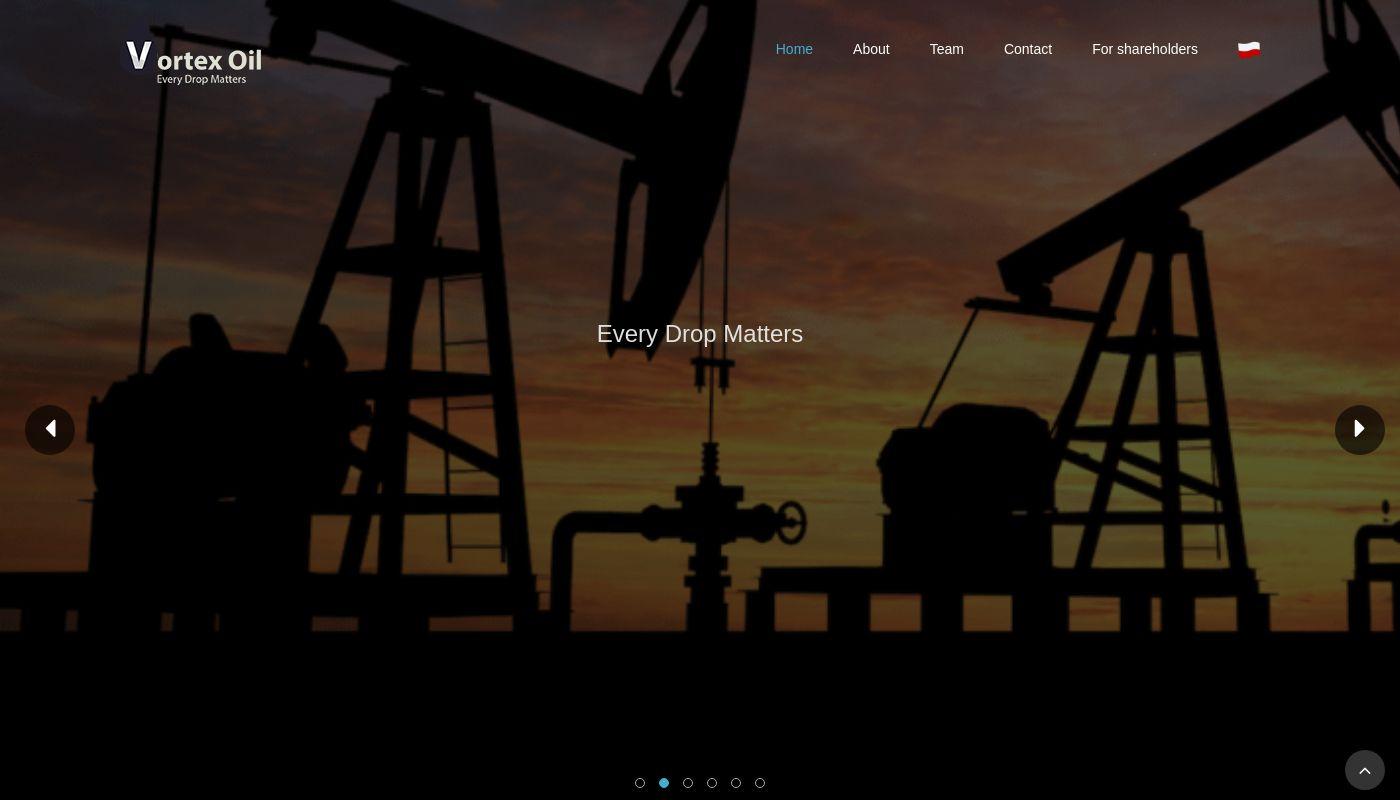 78) Vortex Oil Engineering