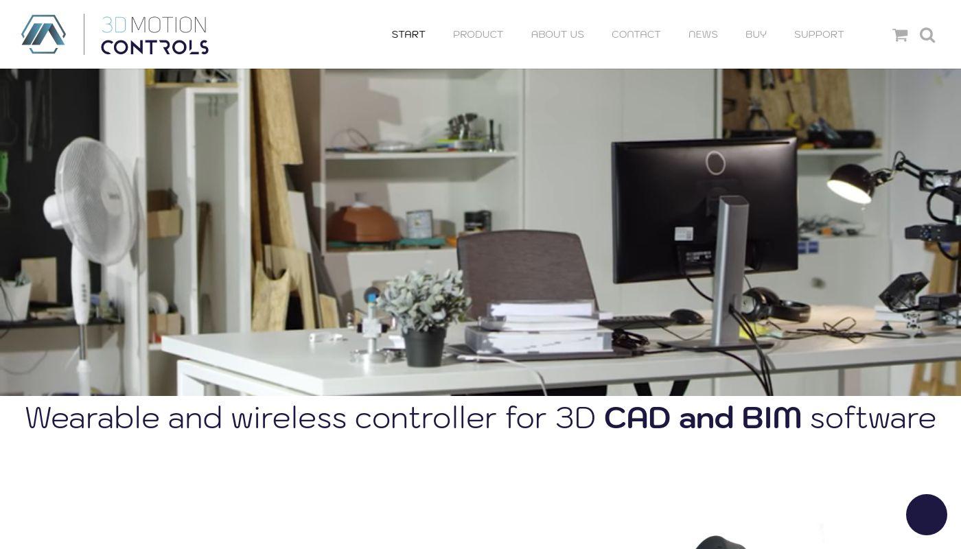 107) 3D Motion Controls