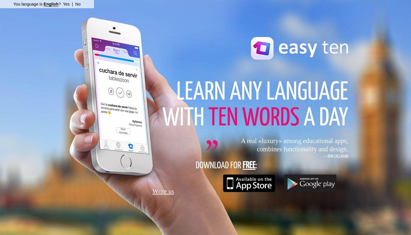 85) Easy Ten