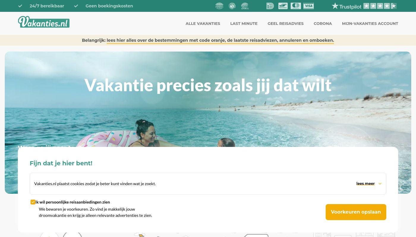 194) Vakanties.nl