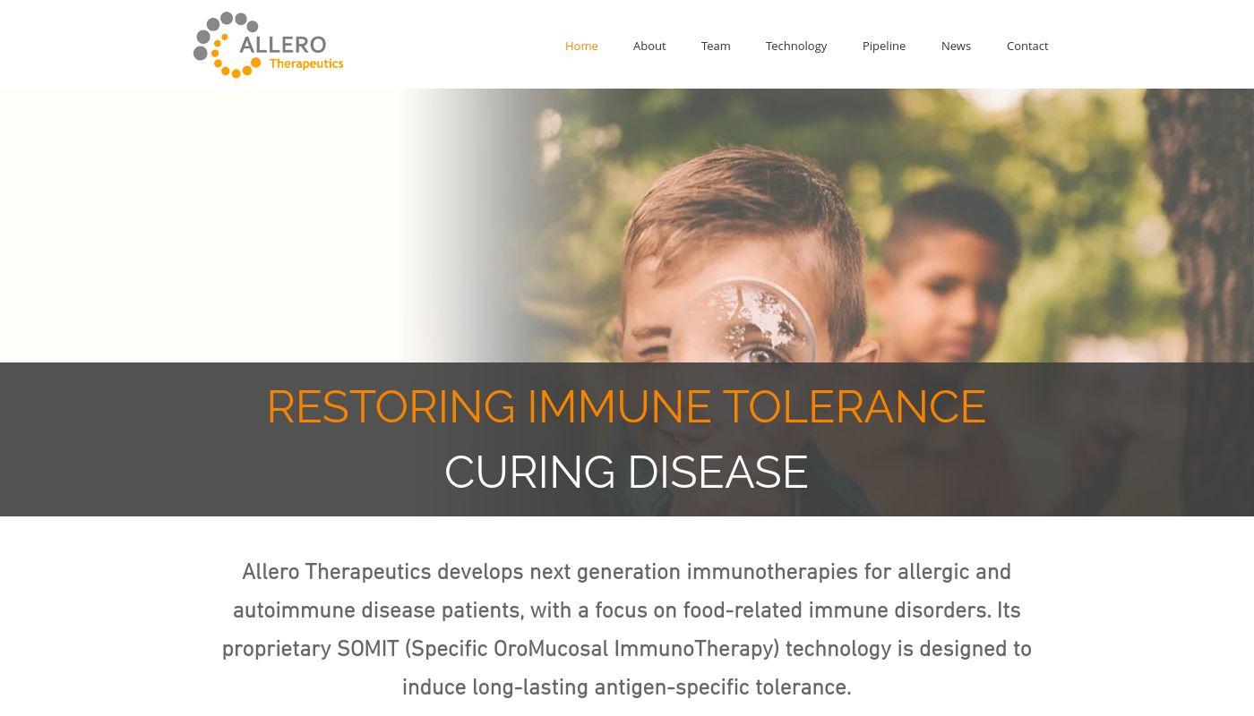 217) Allero Therapeutics