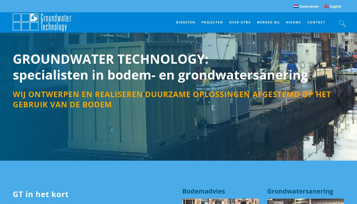 85) Groundwater Technology