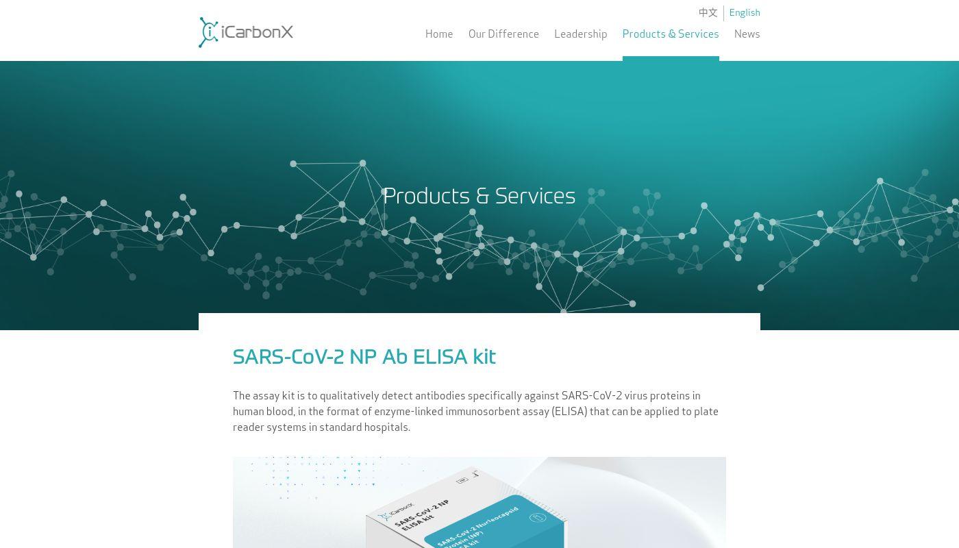 99) iCarbonX