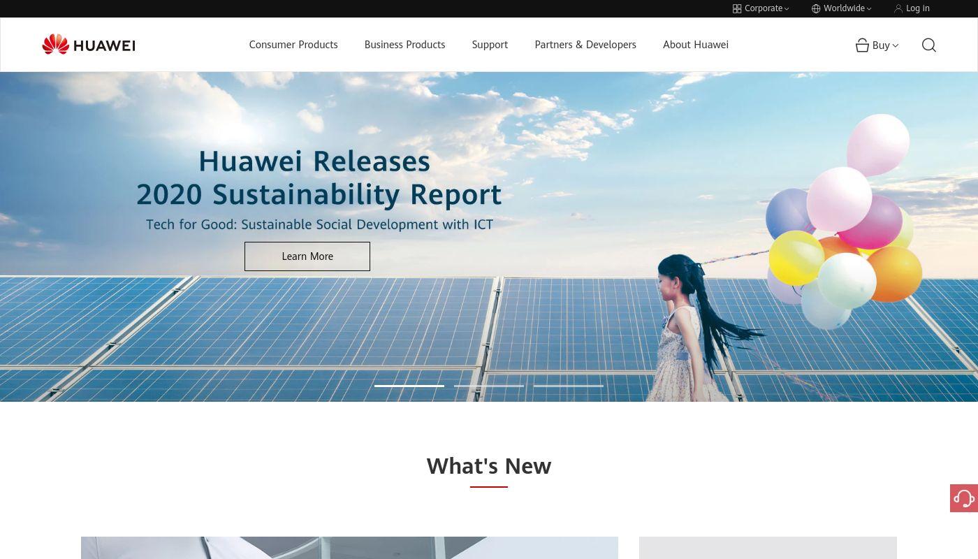 120) Huawei Technologies