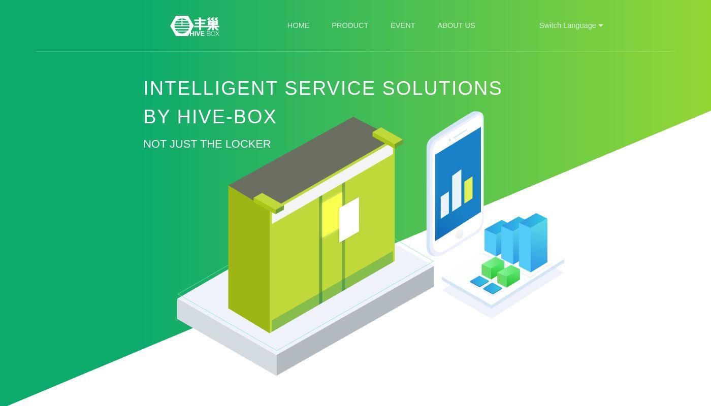 114) Hive Box