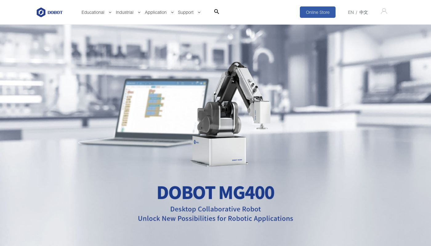75) Dobot