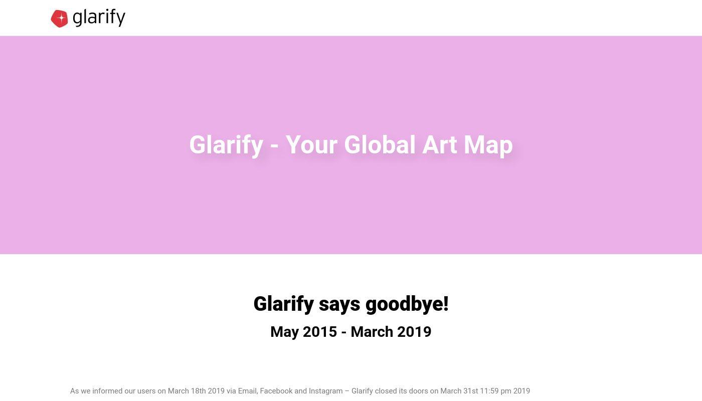 27) Glarify