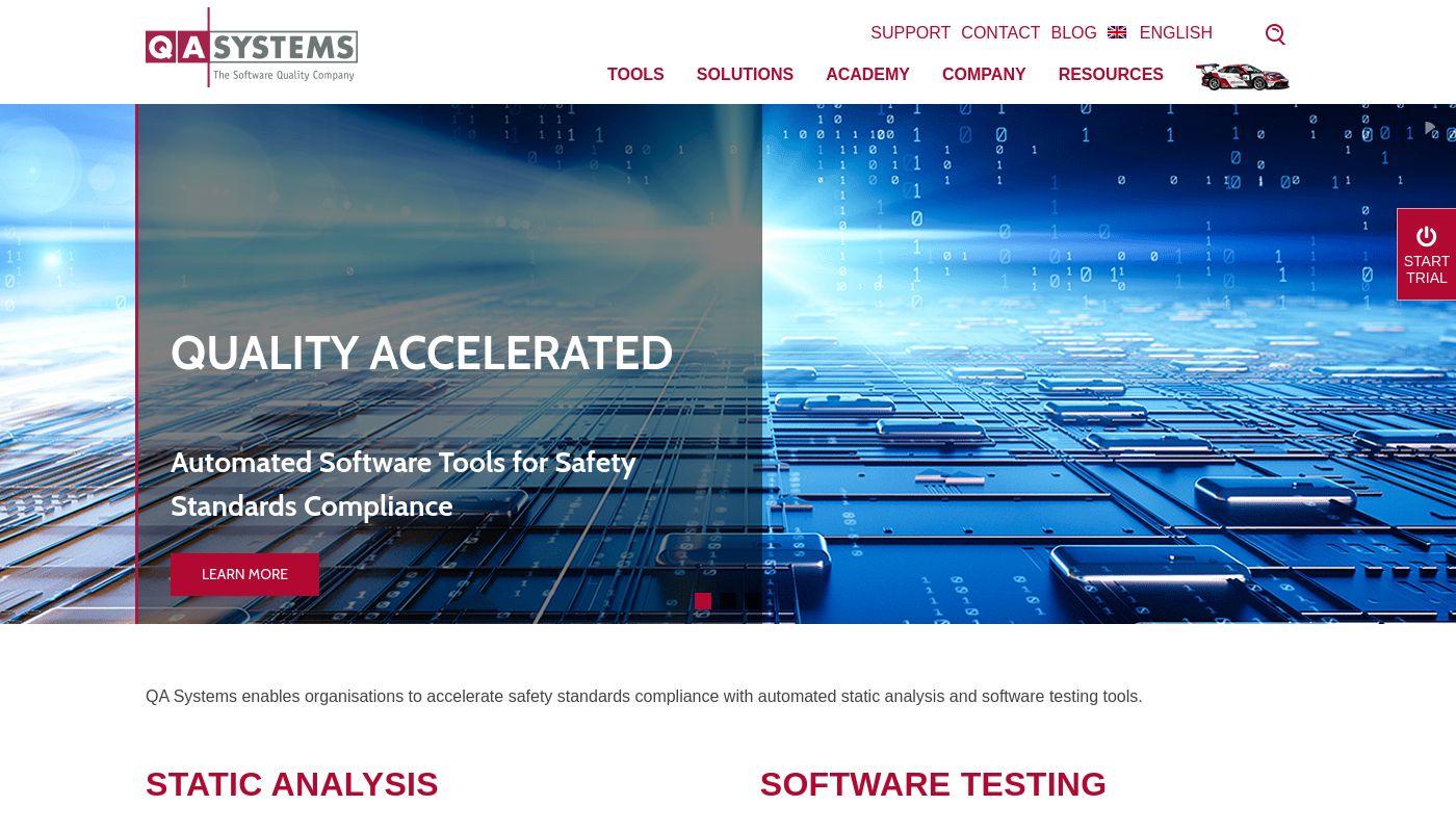 58) QA Systems