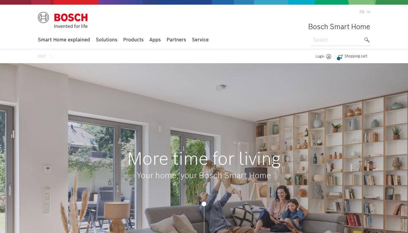 84) Bosch Smart Home