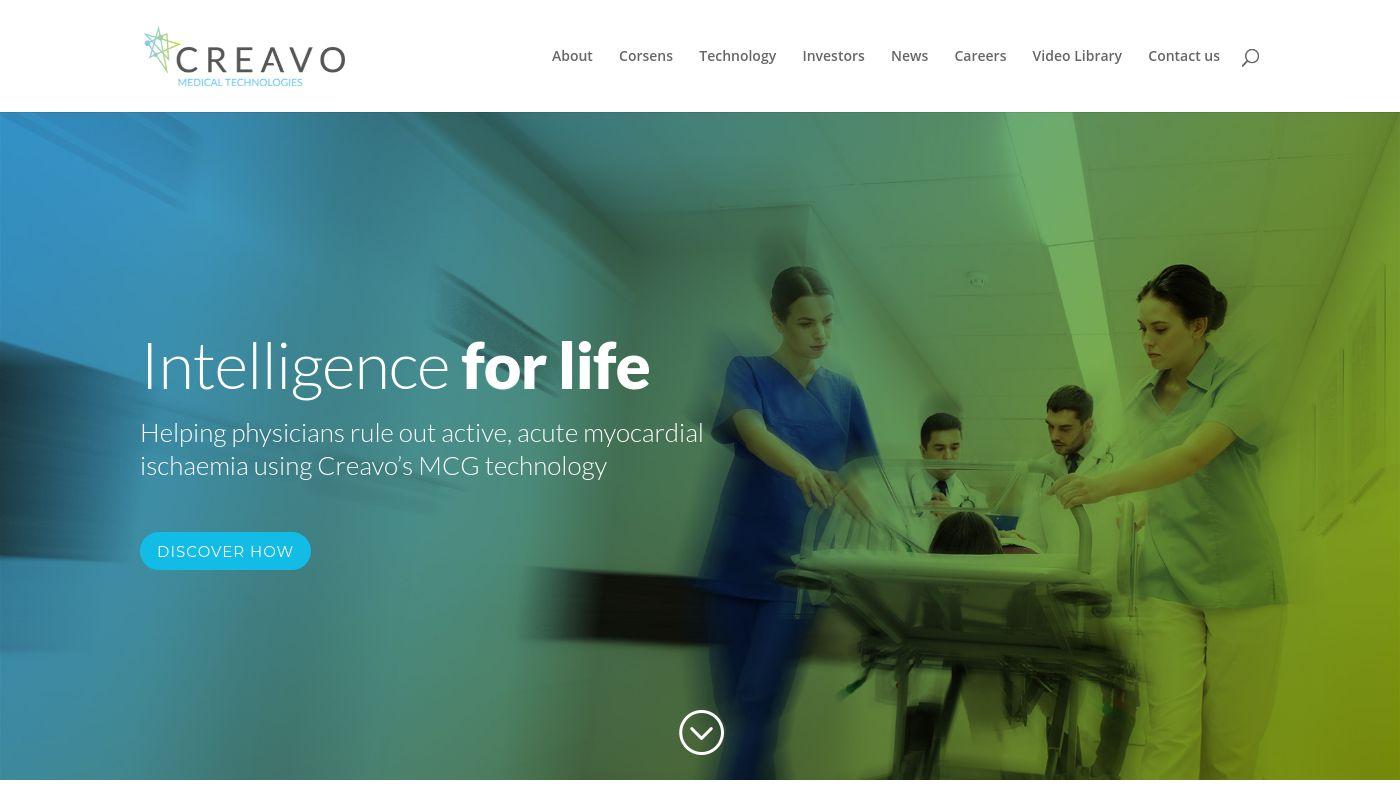 8) Creavo Medical Technologies