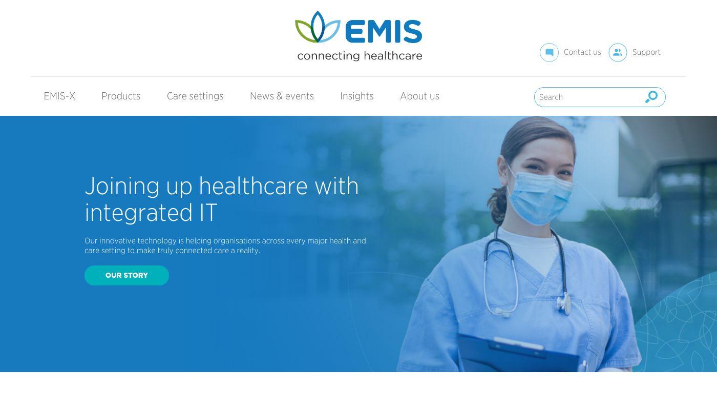 35) EMIS Health