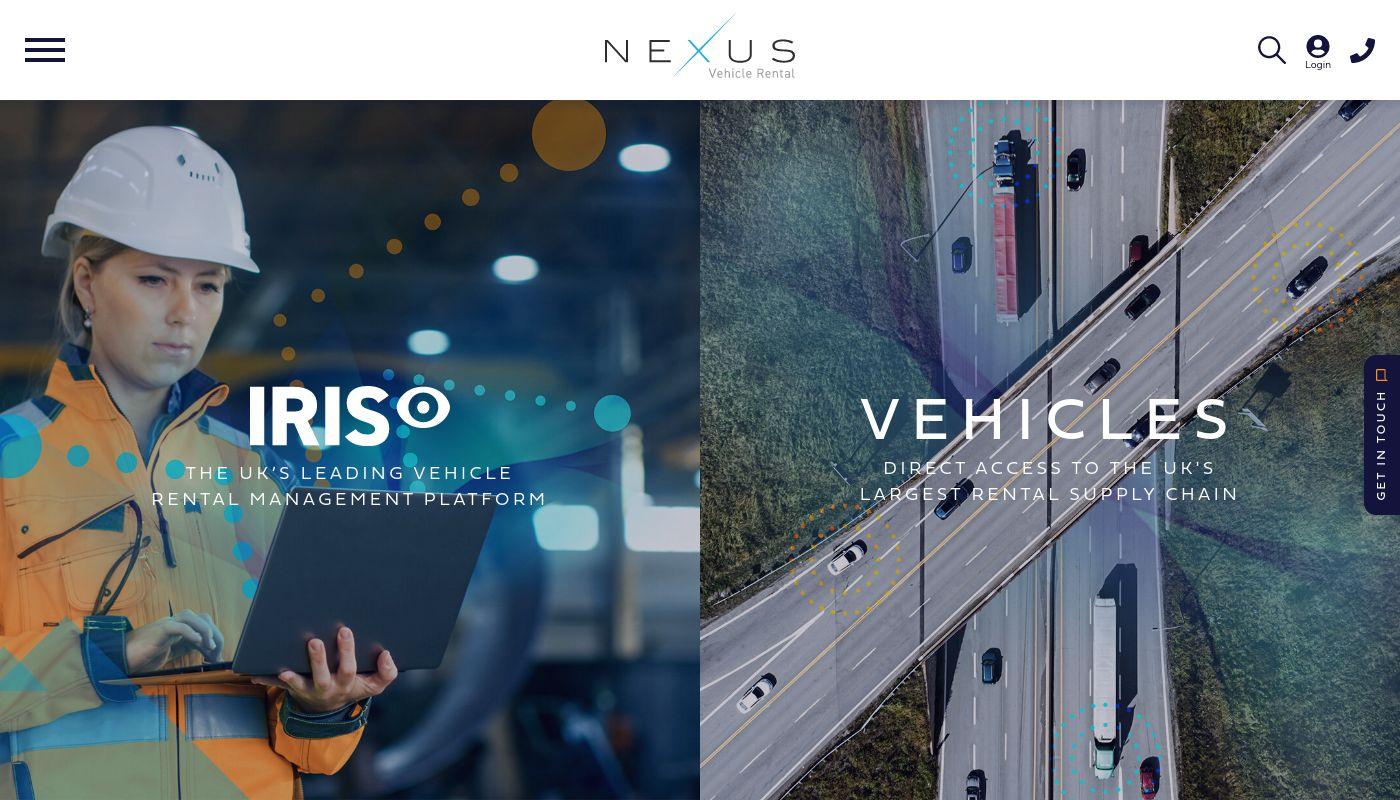 34) Nexus Vehicle Rental
