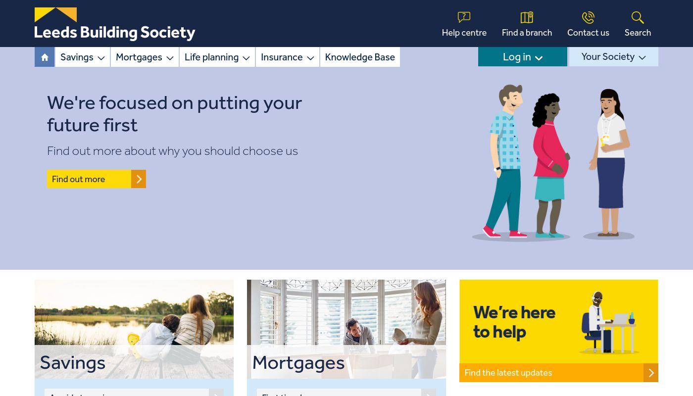 40) Leeds Building Society