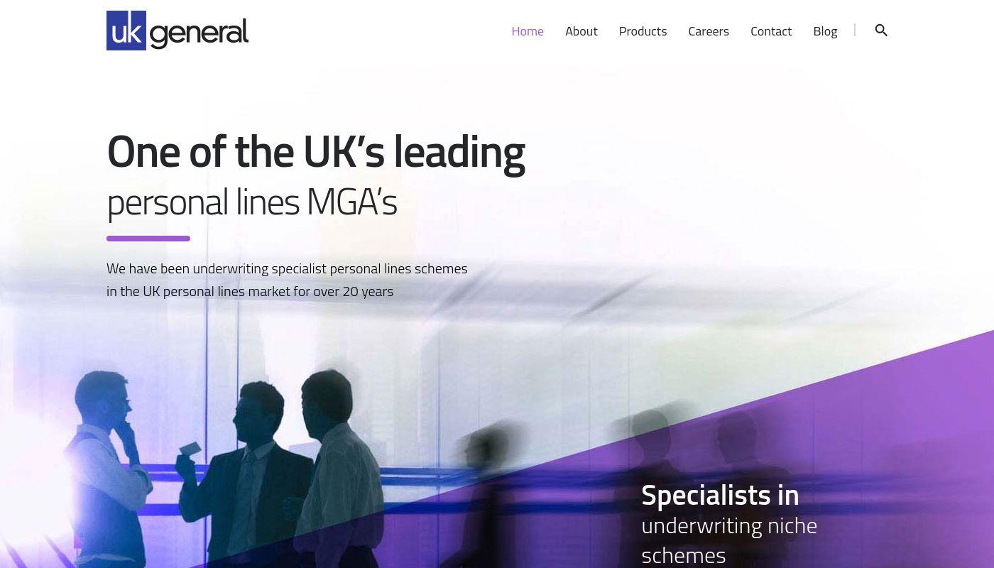 55) UK General Insurance