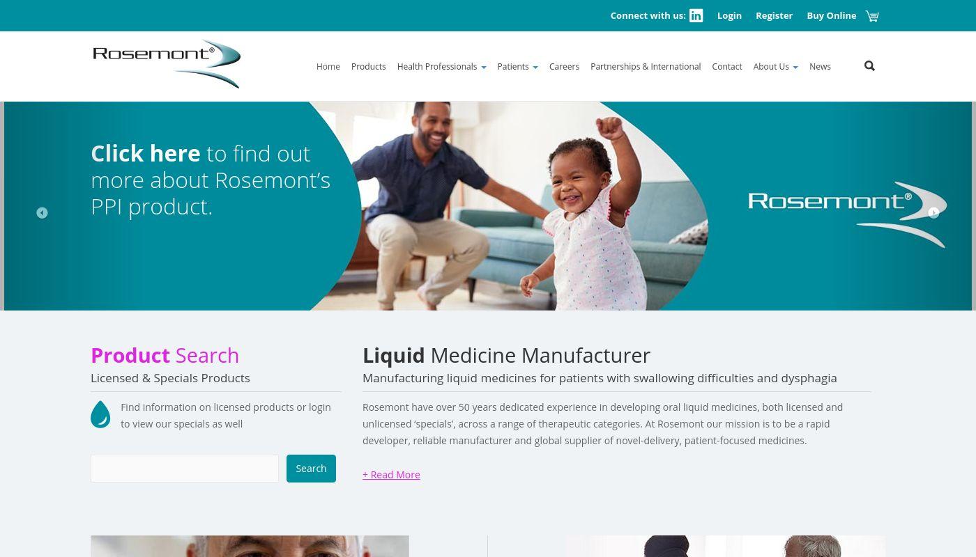 61) Rosemont Pharmaceuticals