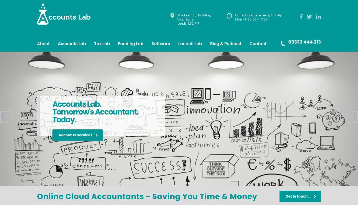 65) Accounts Lab