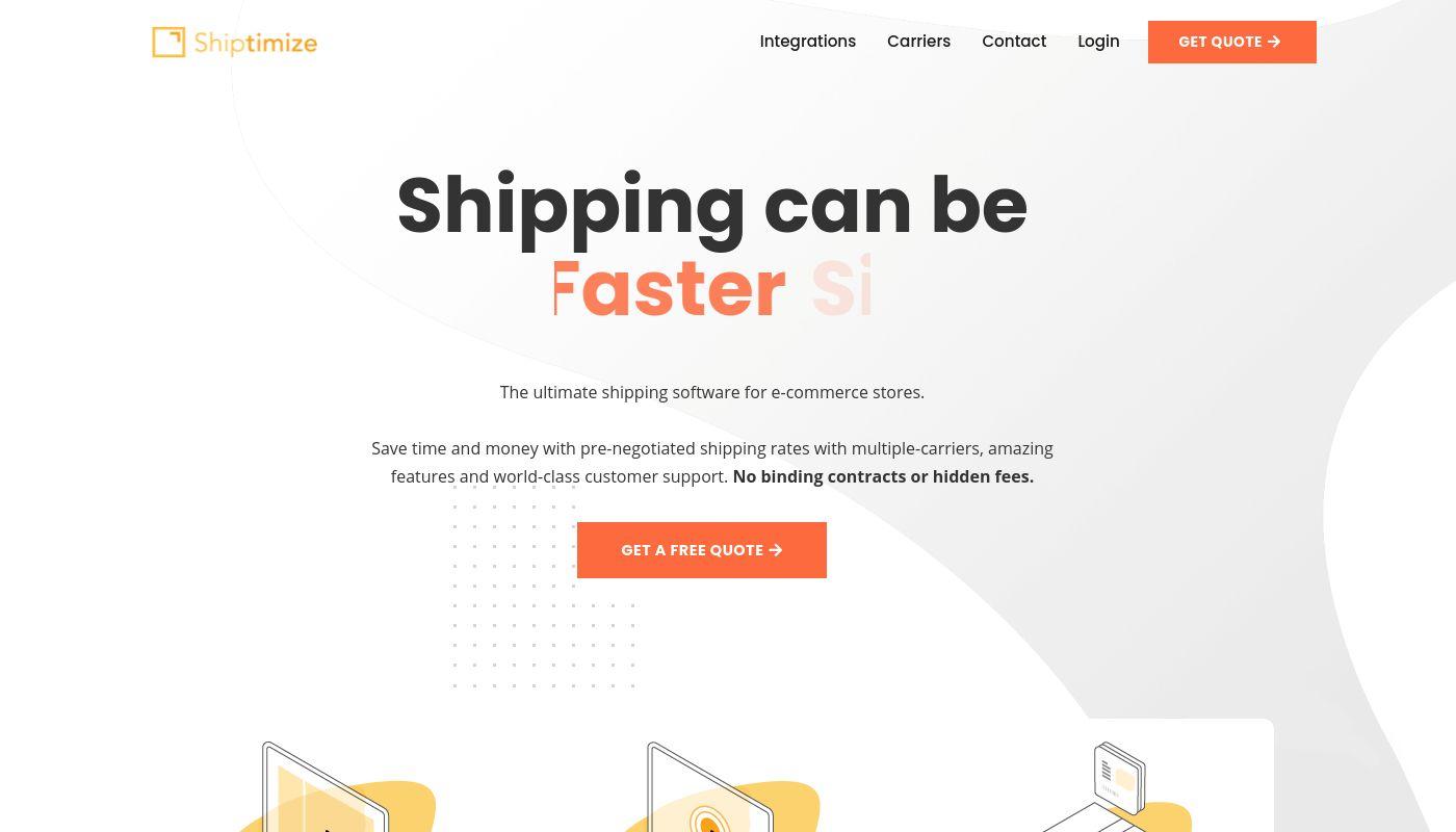 56) Shiptimize
