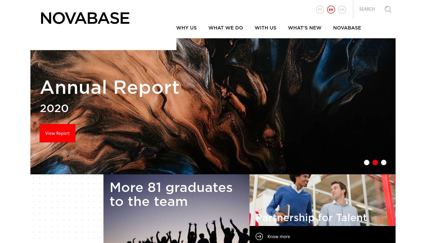 65) Novabase Business Solutions