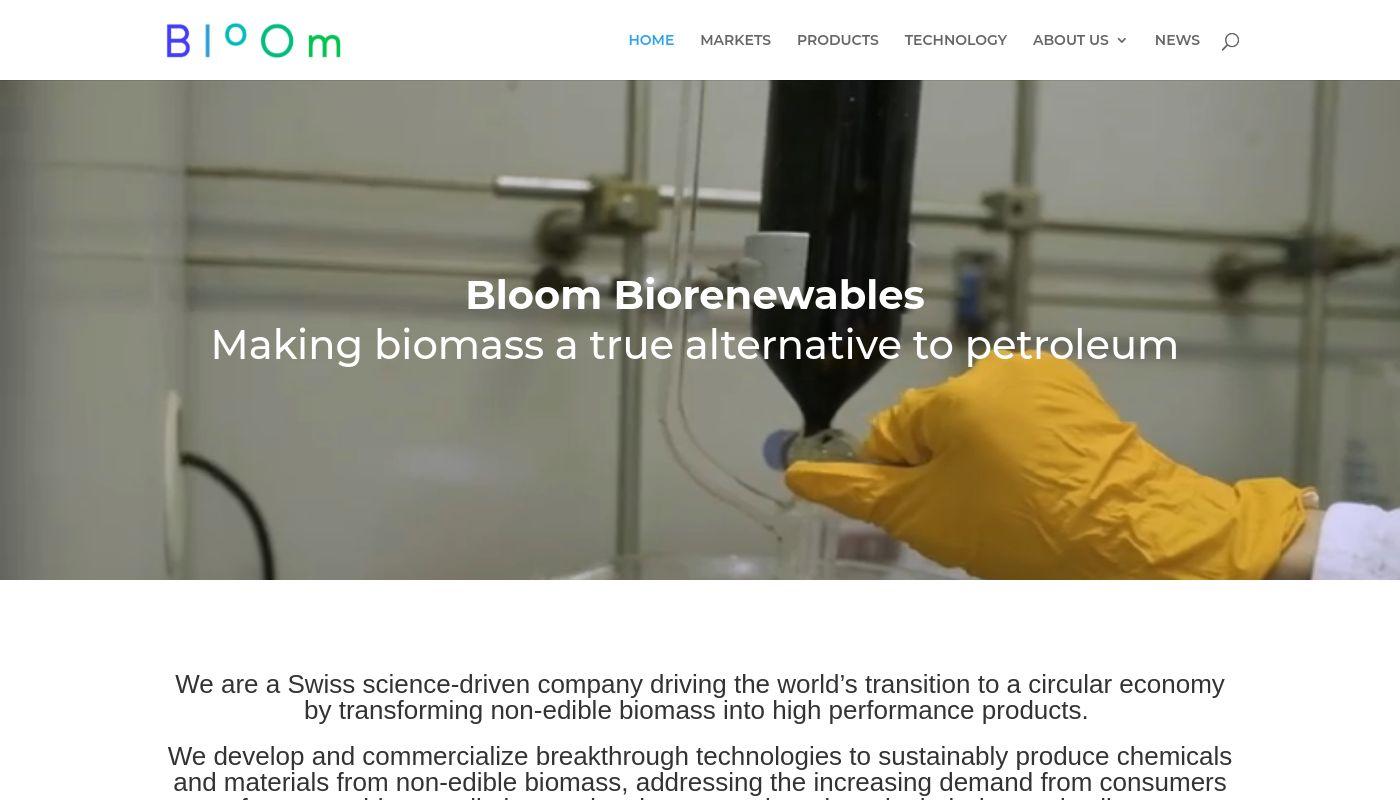146) Bloom Biorenewables