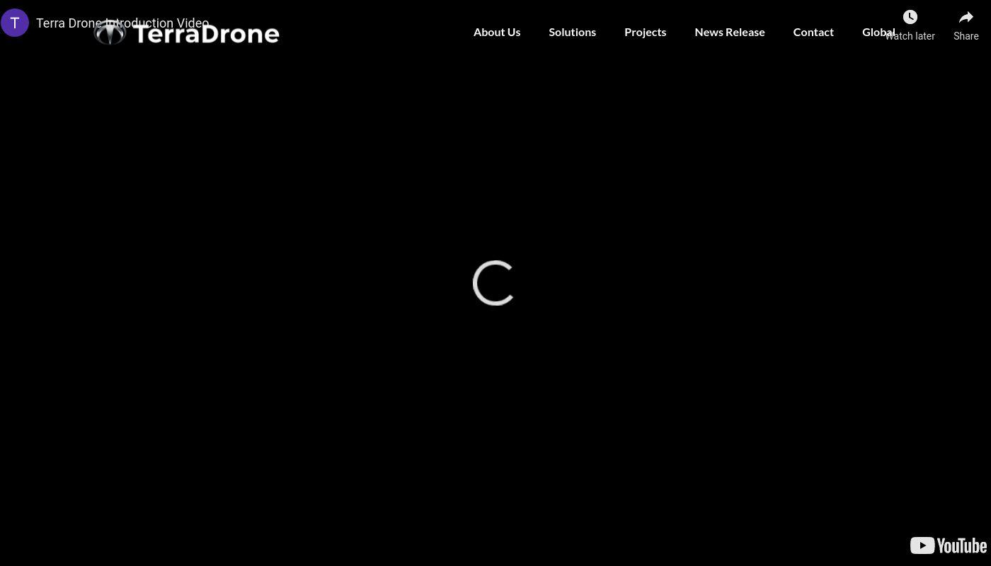 41) Terra Drone