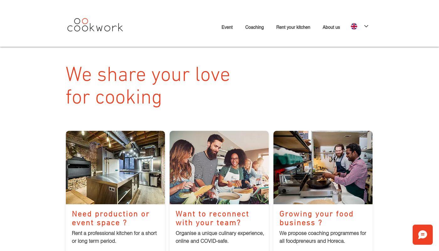 68) Cookwork