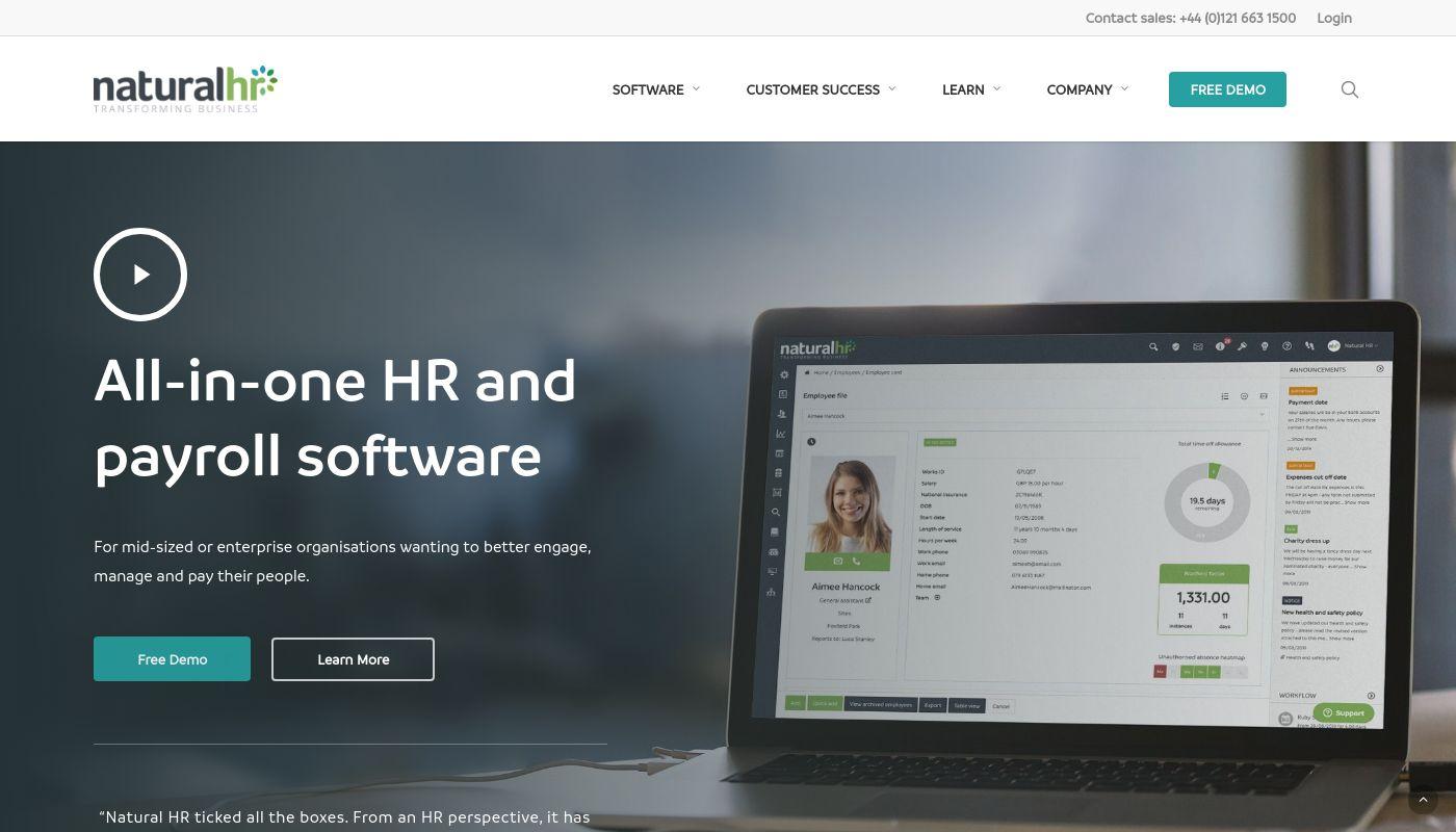 10) Natural HR Limited