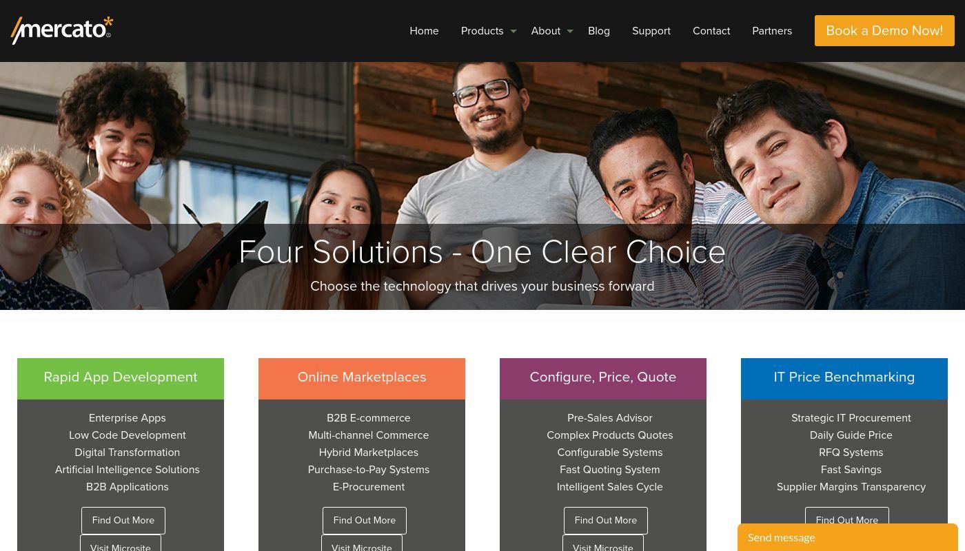 31) Mercato Solutions