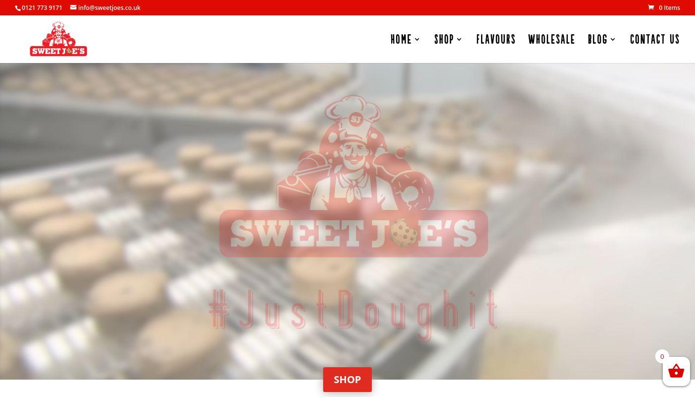64) Sweet Joe\'s