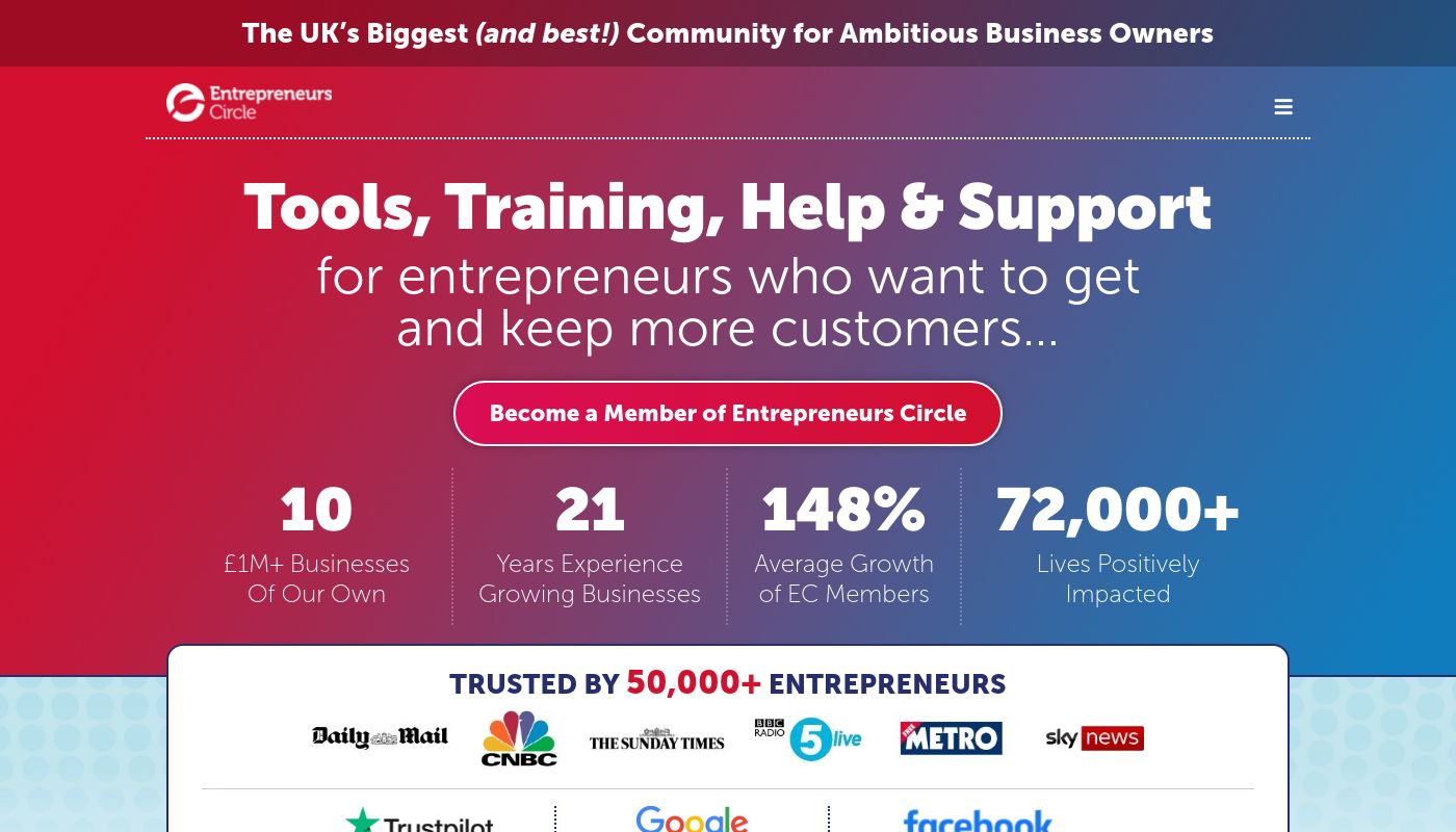 61) Entrepreneurs Circle