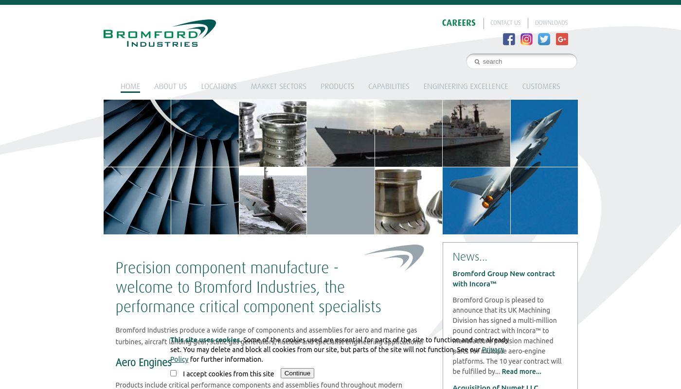 68) Bromford Industries