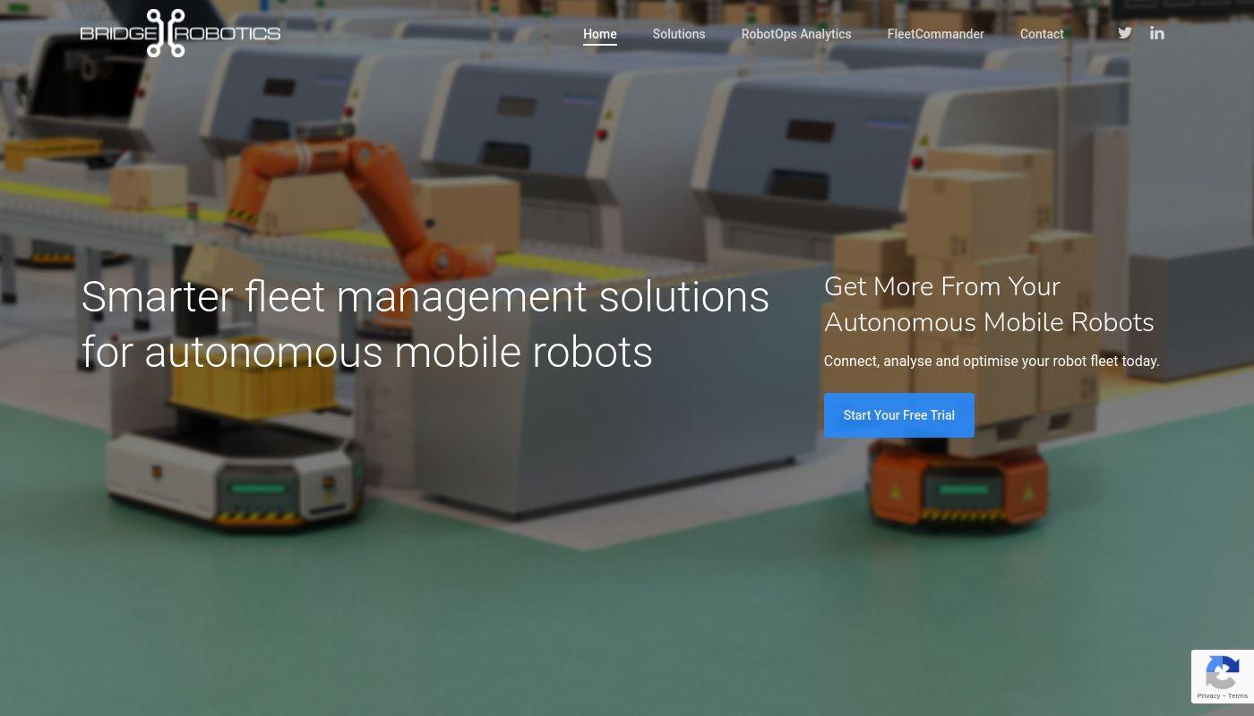 76) Bridge Robotics