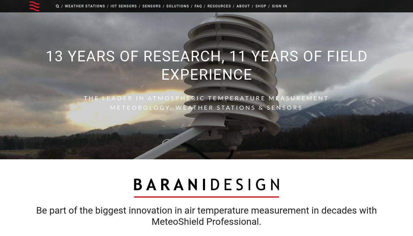 45) BARANI DESIGN Technologies