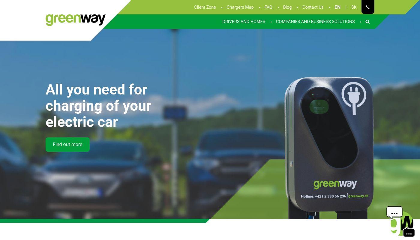 39) Greenway Infrastructure