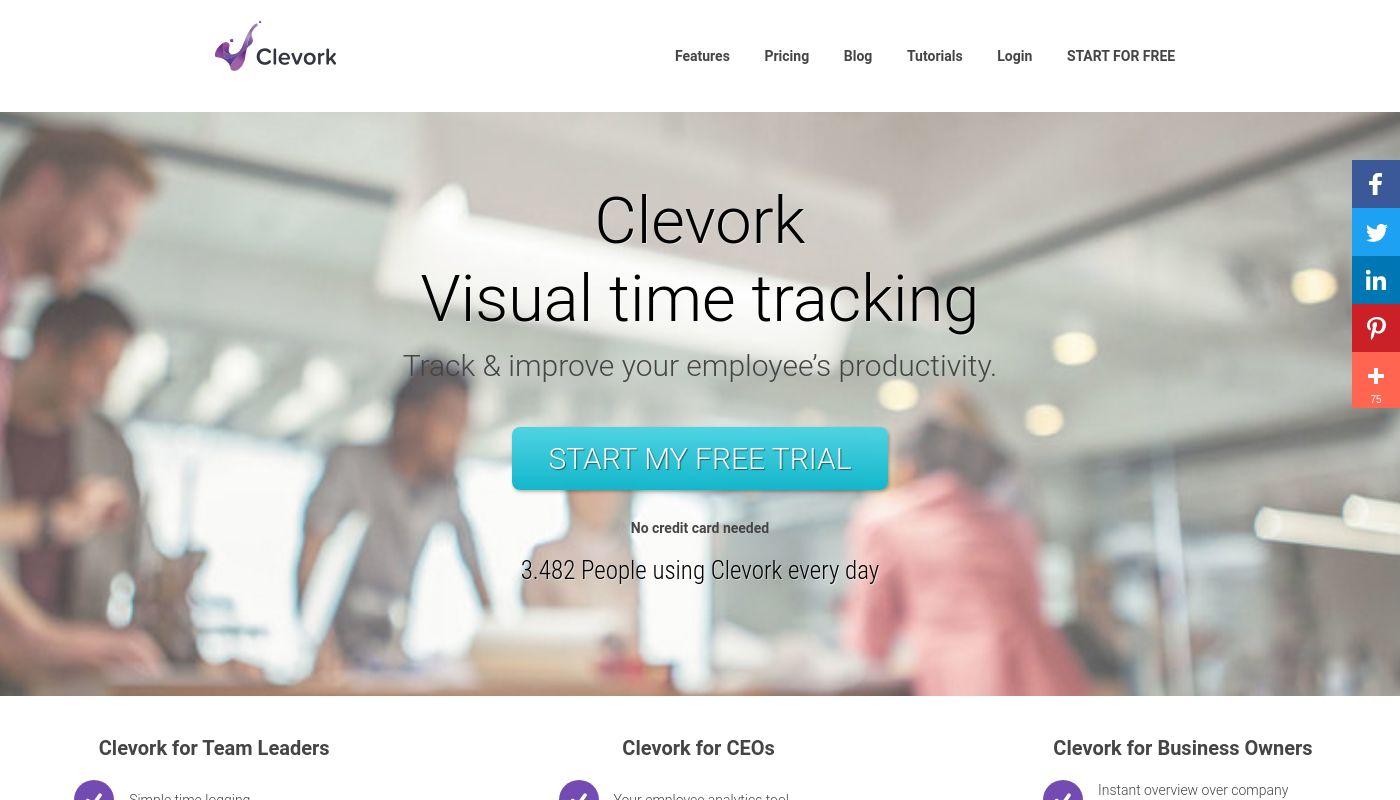 75) Clevork