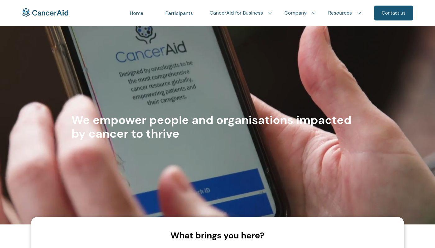 31) CancerAid